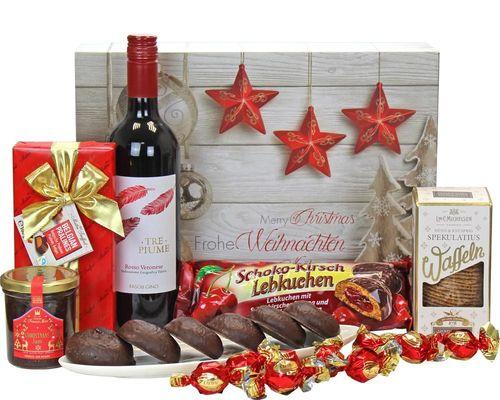 Geschenkbox Weihnachten.Geschenksets Weihnachten Geschenkboxen Online